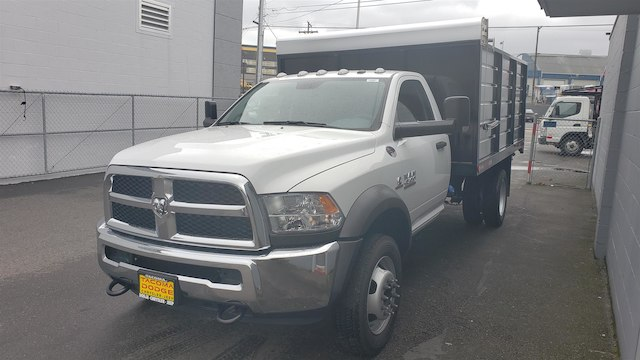 2018 Ram 4500HD Tradesman 84 CA #R180507 - photo 1