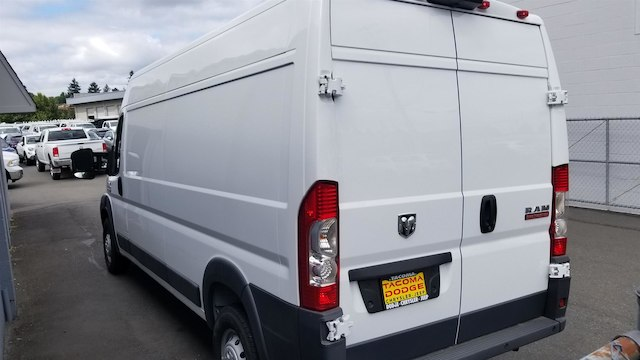 2018 ProMaster 2500 High Roof FWD,  Empty Cargo Van #R180558 - photo 5