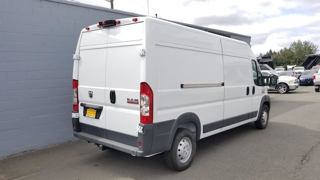 2018 ProMaster 2500 High Roof FWD,  Empty Cargo Van #R180558 - photo 7