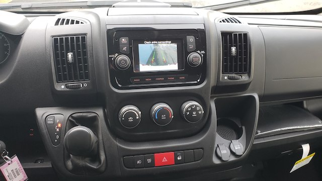 2018 Ram ProMaster 1500 Low Roof 136 WB FWD #R180608 - photo 19