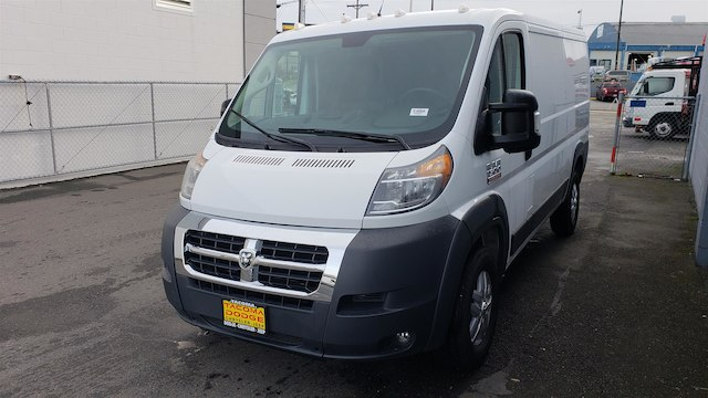 2018 Ram ProMaster 1500 Low Roof 136 WB FWD #R180608 - photo 1