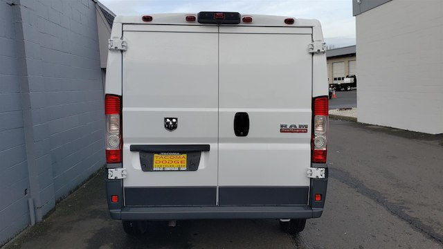 2018 Ram ProMaster 1500 Low Roof 136 WB FWD #R180608 - photo 7
