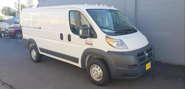 2018 ProMaster 1500 Standard Roof FWD,  Empty Cargo Van #R180639 - photo 1