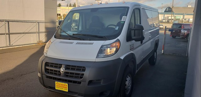 2018 ProMaster 1500 Standard Roof FWD,  Empty Cargo Van #R180639 - photo 4