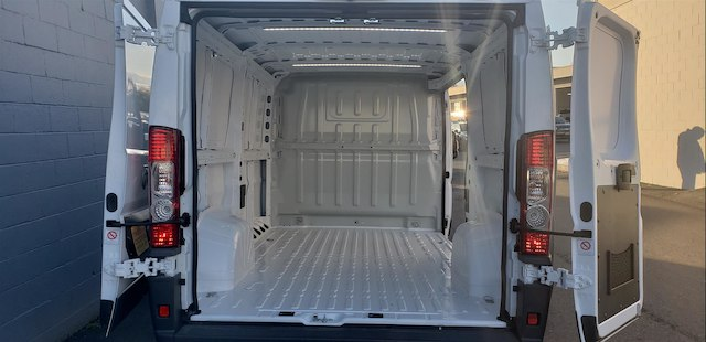 2018 ProMaster 1500 Standard Roof FWD,  Empty Cargo Van #R180639 - photo 2
