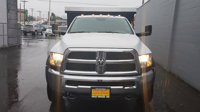 2018 Ram 5500 Regular Cab DRW 4x4,  Knapheide Landscape Dump #R180662 - photo 4