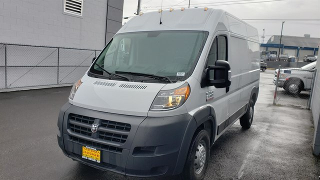 2018 Ram ProMaster 2500 High Roof 136 WB #R180742 - photo 1