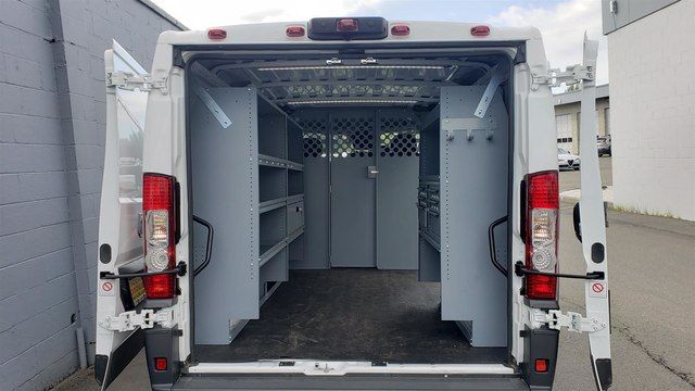 2018 Ram ProMaster 1500 Low Roof 136 WB #R180751 - photo 2
