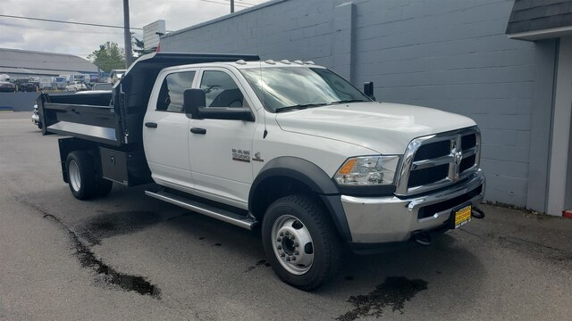 2018 Ram 5500HD Tradesman 84 CA 4WD #R180758 - photo 1