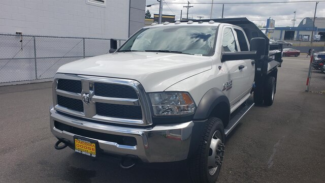 2018 Ram 5500HD Tradesman 84 CA 4WD #R180758 - photo 3