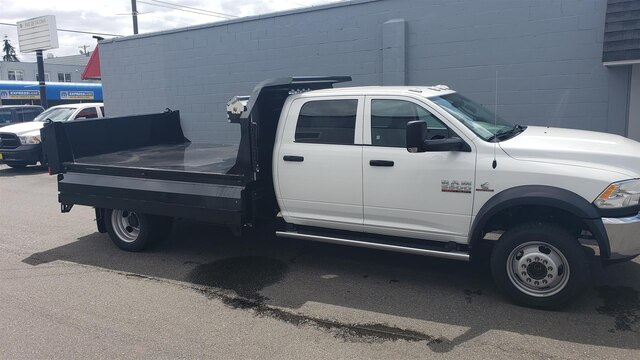 2018 Ram 5500HD Tradesman 84 CA 4WD #R180758 - photo 8