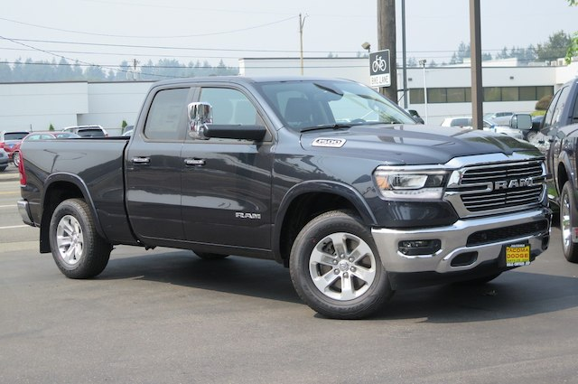 2019 Ram 1500 Quad Cab 4x4,  Pickup #R190019 - photo 1