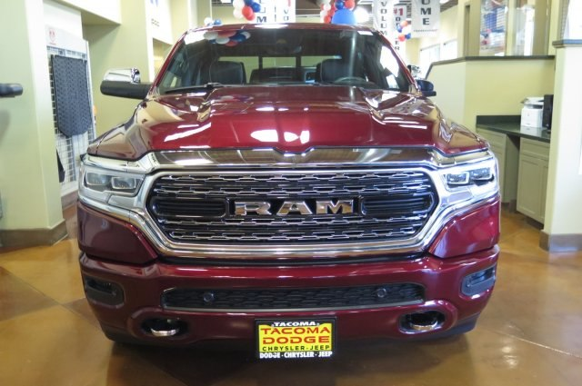 2019 Ram 1500 Crew Cab 4x4,  Pickup #R190076 - photo 3