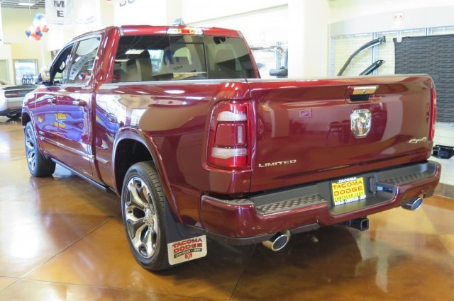 2019 Ram 1500 Crew Cab 4x4,  Pickup #R190076 - photo 2