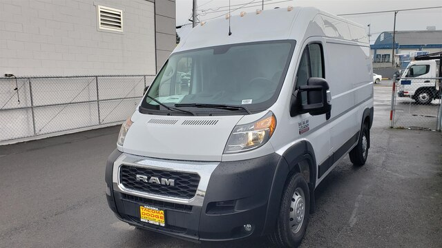 2019 Ram ProMaster 2500 High Roof 136 WB #R190231 - photo 1