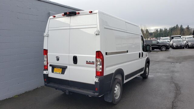 2019 Ram ProMaster 2500 High Roof 136 WB #R190231 - photo 8