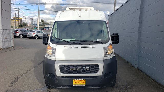 2019 ProMaster 3500 High Roof FWD,  Empty Cargo Van #R190232 - photo 3