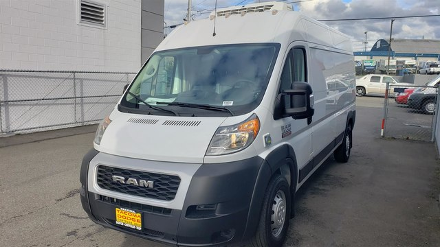 2019 ProMaster 3500 High Roof FWD,  Empty Cargo Van #R190232 - photo 4