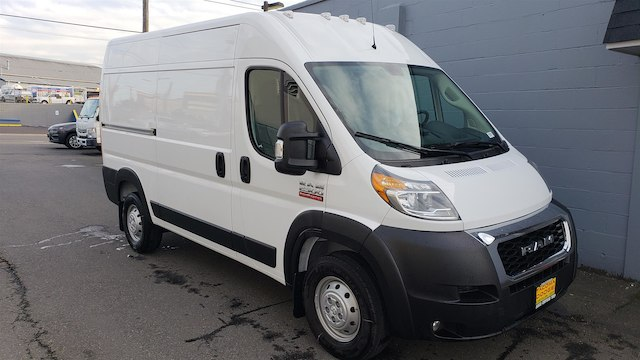 2019 Ram ProMaster 2500 High Roof 136 WB #R190234 - photo 3