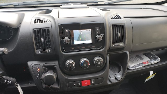2019 Ram ProMaster 2500 High Roof 136 WB #R190234 - photo 23