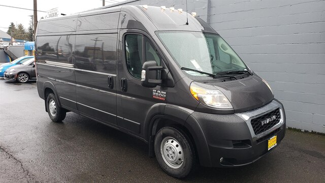 2019 Ram ProMaster 2500 High Roof FWD, Adrian Steel Upfitted Cargo Van #R190237 - photo 1