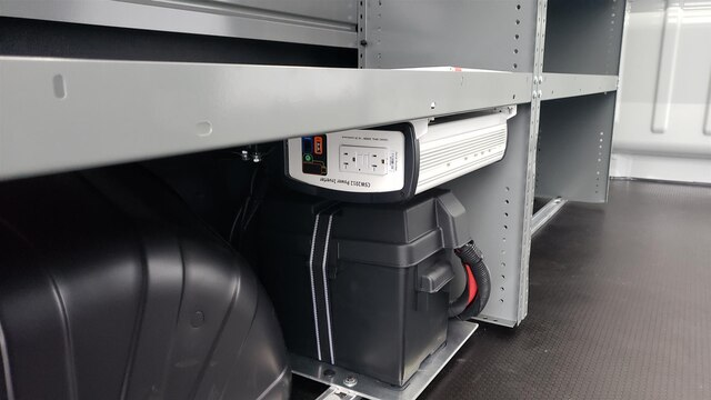 2019 Ram ProMaster 2500 High Roof 159 WB FWD #R190237 - photo 11