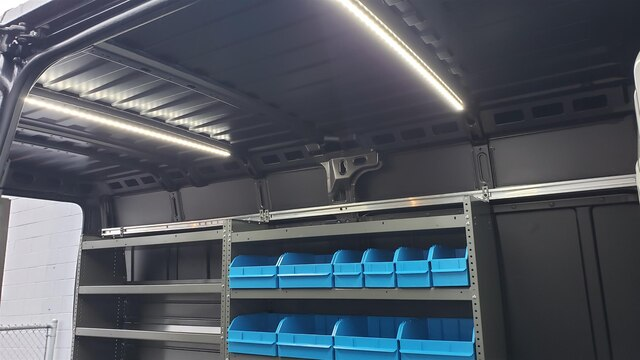 2019 Ram ProMaster 2500 High Roof 159 WB FWD #R190237 - photo 14