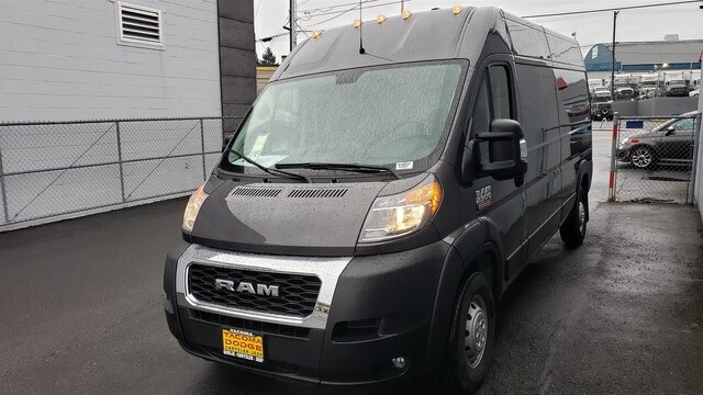 2019 Ram ProMaster 2500 High Roof 159 WB FWD #R190237 - photo 3