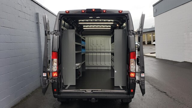 2019 Ram ProMaster 2500 High Roof 159 WB FWD #R190237 - photo 10