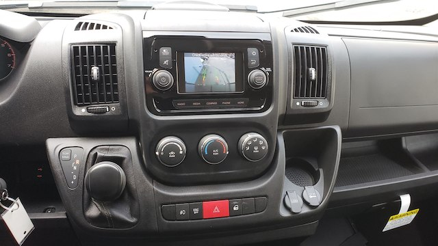 2019 Ram ProMaster 2500 High Roof 136 WB #R190242 - photo 16