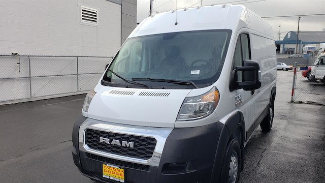 2019 Ram ProMaster 2500 High Roof 136 WB #R190247 - photo 1