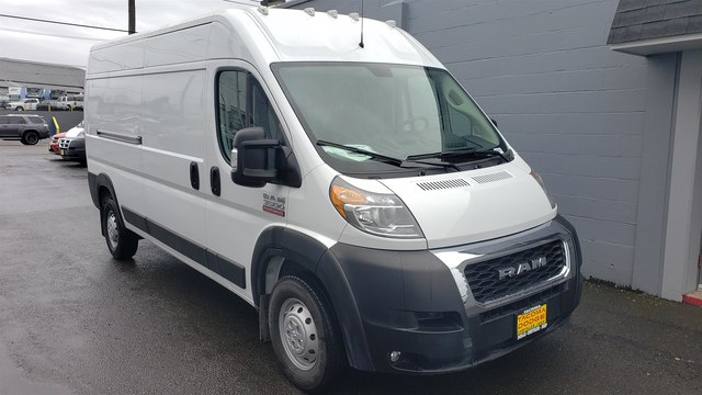 2019 Ram ProMaster 3500 High Roof 159 WB #R190260 - photo 3