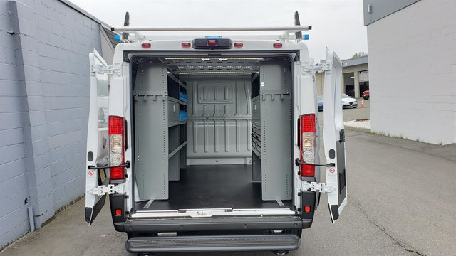 2019 Ram ProMaster 1500 Low Roof 136 WB #R190265 - photo 1