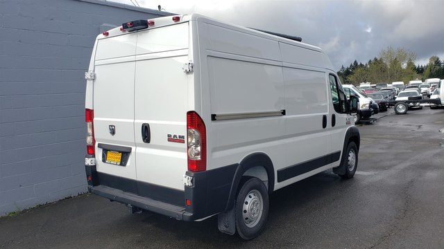 2019 Ram ProMaster 2500 High Roof 136 WB #R190273 - photo 9