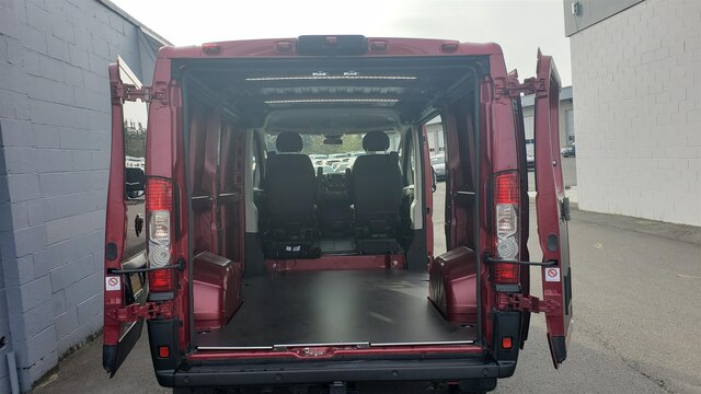 2019 Ram ProMaster 1500 Low Roof 118 WB #R190309 - photo 1