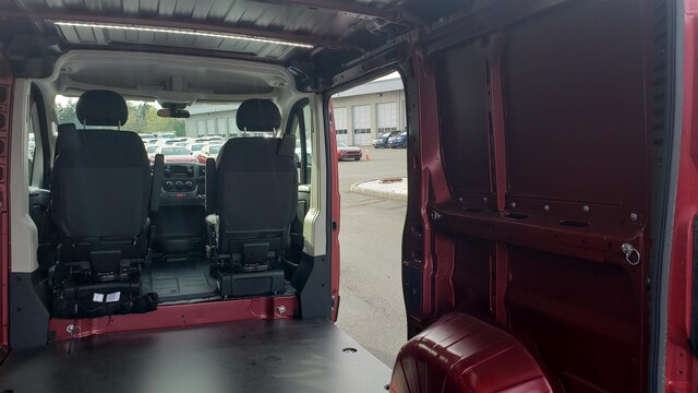 2019 Ram ProMaster 1500 Low Roof 118 WB #R190309 - photo 15