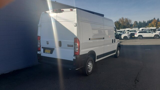 2019 Ram ProMaster 2500 High Roof 159 WB FWD #R190405 - photo 8
