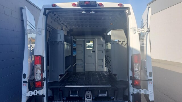 2019 Ram ProMaster 2500 High Roof 159 WB FWD #R190405 - photo 10