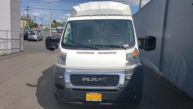 2019 Ram ProMaster 3500 Cutaway High Roof KUV FWD #R190493 - photo 3