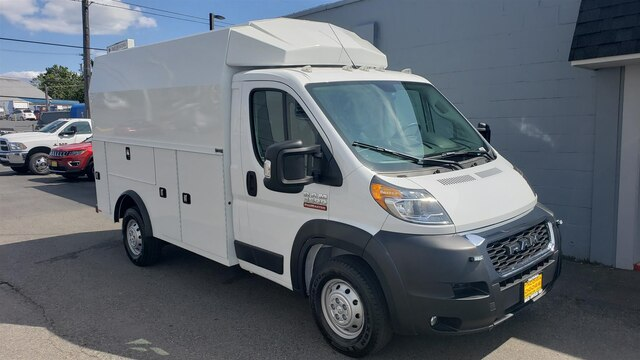 2019 Ram ProMaster 3500 Cutaway High Roof KUV FWD #R190505 - photo 1