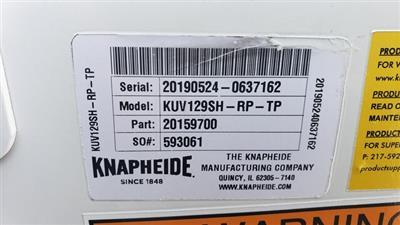 2019 Ram ProMaster 3500 Cutaway High Roof KUV FWD #R190505 - photo 11