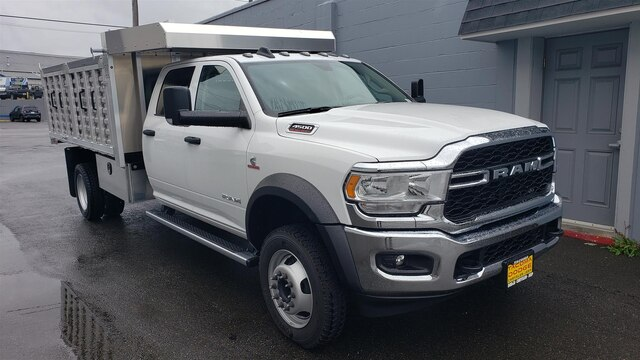 2019 Ram 4500 Chassis Cab Tradesman 84 CA 4WD #R190605 - photo 1