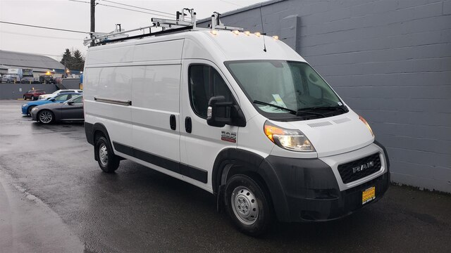 2019 Ram ProMaster 2500 High Roof 159 WB FWD #R190640 - photo 1