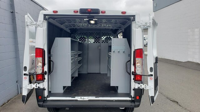 2019 Ram ProMaster 1500 Standard Roof FWD, Harbor Upfitted Cargo Van #R190817 - photo 1
