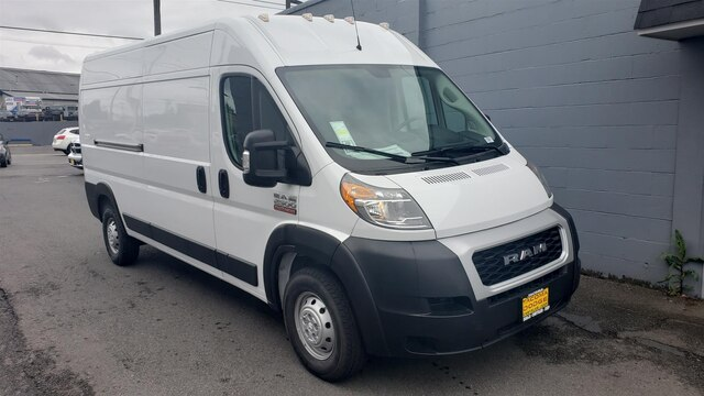 2019 Ram ProMaster 2500 High Roof FWD, Harbor Upfitted Cargo Van #R190818 - photo 1