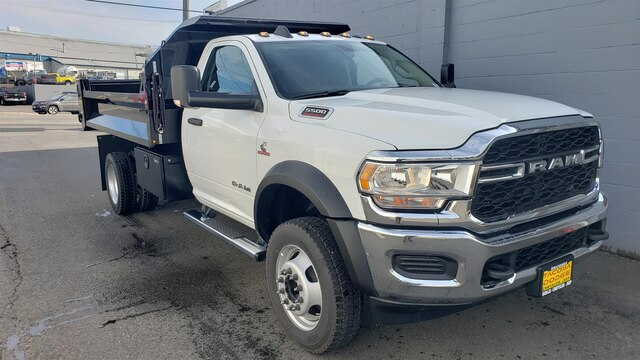 2019 Ram 5500 Chassis Cab Tradesman 84 CA 4WD #R190842 - photo 1
