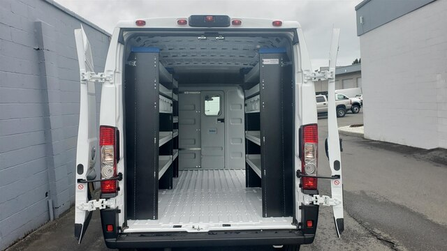 2019 Ram ProMaster 2500 High Roof FWD, Sortimo Upfitted Cargo Van #R190845 - photo 1