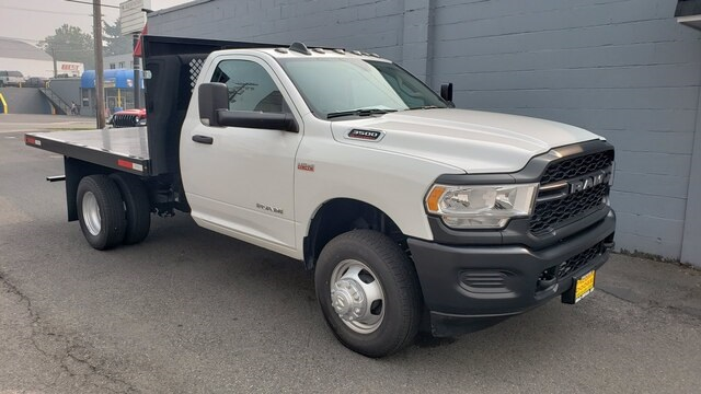 2019 Ram 3500 Regular Cab DRW 4x2, Harbor Platform Body #R190880 - photo 1