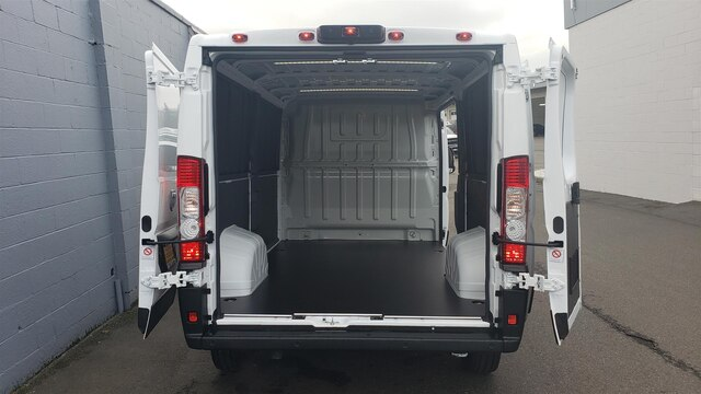 2020 Ram ProMaster 1500 Low Roof 136 WB FWD #R200082 - photo 1