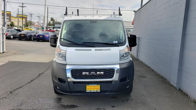 2020 Ram ProMaster 1500 Low Roof 136 WB FWD #R200094 - photo 3